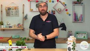 Vidéo - Replay - Mômes Part en Live - Tuto mangeoire à oiseaux