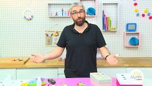 Vidéo - Replay - Mômes Part en Live - boîte d'inspiration Montessori sur les couleurs