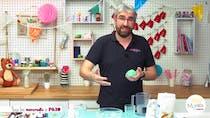 Vidéo - Replay - Mômes Part en Live - Recette de la pâte à sel colorée