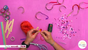 Vidéo - Replay - Mômes Part en Live - bracelet maman facile à fabriquer