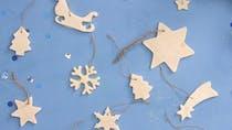 Vidéo : recette de la pâte à sel maison pour Noël