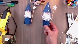 Vidéo - Replay - Mômes Part en Live - magicien en rouleau de papier toilette