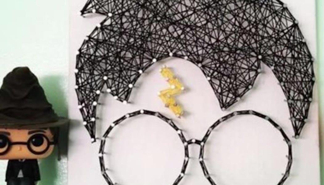 Vidéo : Top 10 des idées string art fun et faciles pour enfant