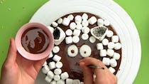 Vidéo : recette d'un gâteau mouton facile et mignon