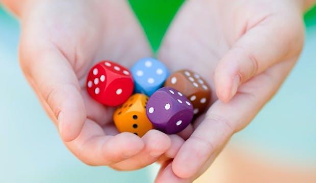 Vidéo : les jeux de dés fun et faciles à faire avec les enfants
