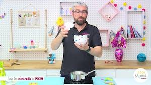 Vidéo - Replay - Mômes Part en Live - Œuf de Pâques en papier mâché