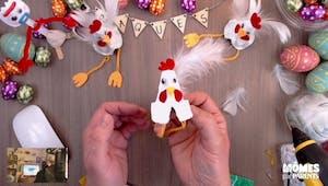 Vidéo - Replay - Mômes Part en Live - petites poules de Pâques