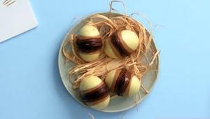 Vidéo Pâques : la recette pour un œuf chocolat maison