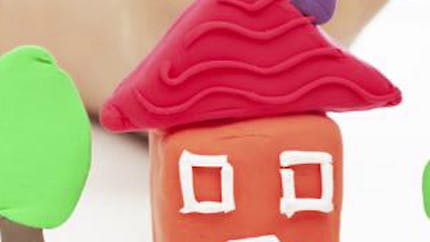 Vidéo : 10 idées de créations en pâte à modeler